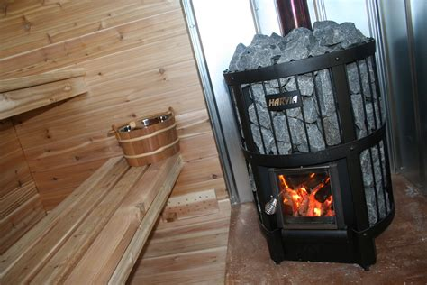 Diy Wood Fired Saunas Material List
